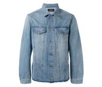Jeansjacke mit Knöpfen - men - Baumwolle - M