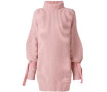 Oversized-Pullover mit weiten Ärmeln