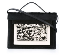 small layered crossbody bag