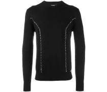 Pullover mit rundem Ausschnitt - men - Wolle - S