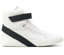 High-Top-Sneakers mit Besatzstreifen