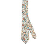 x Liberty Krawatte aus Bio-Seide