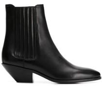'West' Chelsea-Boots mit Absatz