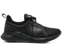 Neopren-Sneakers mit Mesh-Einsätzen