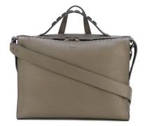 messenger briefcase - men - Leder