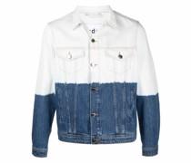 Kentucky Jeansjacke mit Bleached-Effekt
