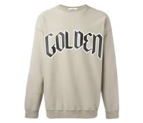 Sweatshirt mit Logo-Detail - men - Baumwolle - S