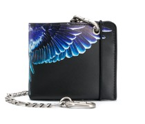 """Portemonnaie mit """"Wings""""-Print"""