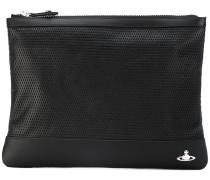 Laptoptasche mit Reißverschluss - men - Leder