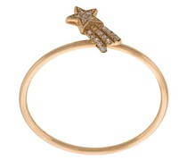 14kt 'Shooting Star' Goldring
