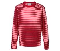 Gestreiftes ' de Coeur' T-Shirt