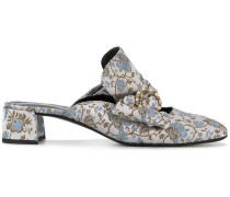 Florale 'Addison' Jacquard-Slipper - women