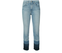 'Shelter' Cropped-Jeans
