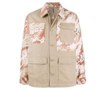 'Chore' Hemdjacke aus Bio-Baumwolle