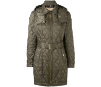 quilted jacket - women - Polyester - M