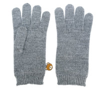 bear engraved gloves