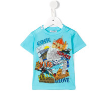 'Italia Summer Is Love' T-Shirt - kids