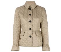 Gesteppte Jacke - women - Baumwolle/Polyester