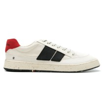 'AG' Canvas-Sneakers