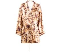 'Bakar' Hemdkleid im Batik-Look