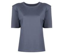 T-Shirt mit betonten Schultern