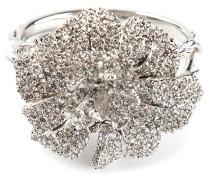 crystal flower bracelet