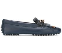- Loafer mit Kettendetail - women - Leder/rubber