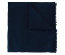 raw edge scarf