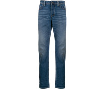 'Larkee-Beex' Tapered-Jeans