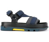 Sandalen mit breiter Sohle - men