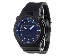 'Diver Black Edition 1000M' analog watch