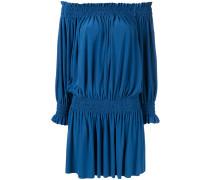 'Peasant' Kleid - women - Polyester/Elastan - XS
