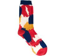 'Brush' Socken