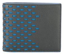 Portemonnaie mit Laser-Cuts - men - Kalbsleder