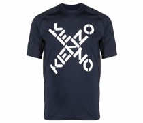 T-Shirt im Sport-Design