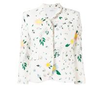 Jacke mit floralem Print - women