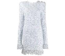 Minikleid aus Tweed