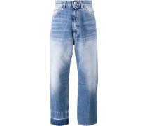 'Kim' Boyfriend-Jeans - women - Baumwolle - 28