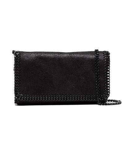 Stella McCartney Damen Black Falabella Chain Cross Body Bag Billig Bester Laden Zu Bekommen 4FgTrCk