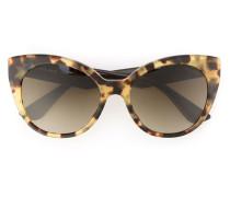 Cat-Eye-Sonnenbrille - women - Acetat