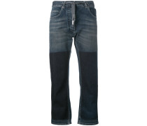 Jeans mit StoneWashOptik