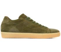 Wildleder-Sneakers mit Schnürung