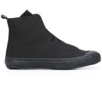 High-Top-Sneakers mit elastischem Band