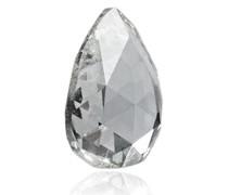 Weißgoldhalskette mit Diamanten