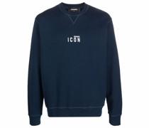 Sweatshirt mit Icon-Logo