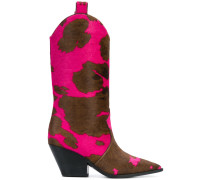 Cowboy-Boots mit Muster