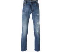 Chino-Jeans mit schmaler Passform