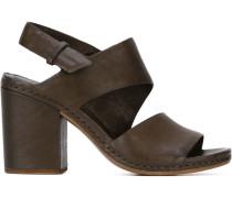 - Sandalen mit Blockabsatz - women - Kalbsleder