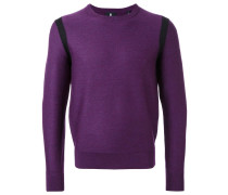 Pullover mit schmaler Passform