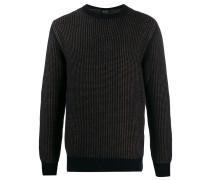 A.P.C. Zweifarbiger Pullover